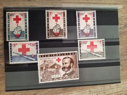Timbres Belge Neuf - Collections (with Albums)