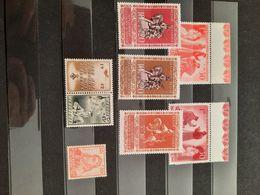 Timbres Belge Neuf - Collezioni (in Album)
