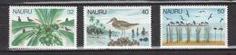 Nauru 1978,3V,part Set,birds,vogels,vögel,oiseaux,pajaros,uccelli,aves,MNH/Postfris(A3796) - Unclassified
