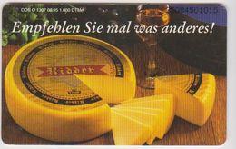 !!!!GERMANY-460 - O 1307 95 - 1.000EX. - Tine Aus Norwegen 2 - Käse - Cheese - O-Series : Séries Client