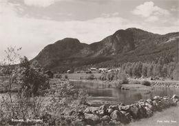 Rotneim Hallingdal Stamped Geilo 1956 - Norway