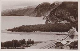 Sirnes St Flekkefjordbanen - Norway