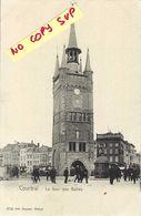 00301 KORTRIJK COURTRAI // LA TOUR DES HALLES // NON DIVISEE / NON VOYAGEE - Kortrijk