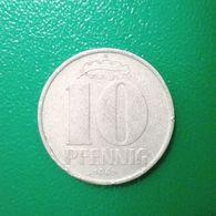 10 Pfennig Münze Aus Der DDR Von 1967 (schön Bis Sehr Schön) II - [ 6] 1949-1990 : RDA - Rep. Dem. Alemana