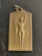 Belgique Médaille, LIÈGE, Sports Militaires 1939 - Belgique