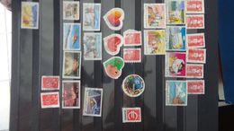 D116 Belle Collection De France Tout En Oblitéré De 1998 à Nos Jours Dont Beaucouip D'autoadhésifs. A Saisir  !!! - Stamps