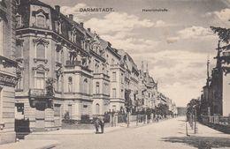 DARMSTADT , Germany , 1900-10s ; Heinrichstrasse - Darmstadt