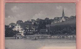 OUDE POSTKAART - ZWITSERLAND -    SCHWEIZ -  KIRCHBERG - ZH Zurich