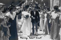 Photo George Arles - A Confirmer - Mariage D'Hubert Yonnet à L'Eglise De La Major à Arles - TBE - Bateaux