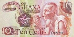 Ghana 10 Cedis, P-16f (1978) - UNC - Ghana
