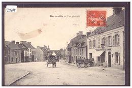 BARNEVILLE - ATTELAGE DEVANT L'HOTEL DE PARIS - TB - Barneville