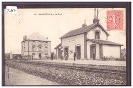 BARNEVILLE - LA GARE - TB - Barneville
