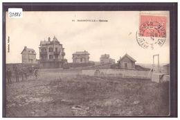 BARNEVILLE - CHALETS - ATTELAGE - TB - Barneville