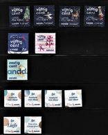 Diverse Sandd Zegels - Used Stamps
