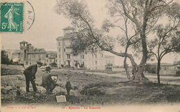CORSE CORSICA - AJACCIO - Peintre Saisissant Les Villas Du Casone - Ajaccio