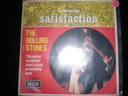 ROLLING STONES SATISFACTION - Rock