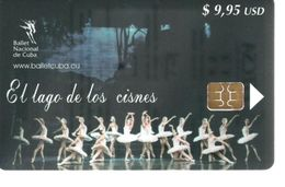 CUBA - Ballet National - $ 9,95 USD - Cuba