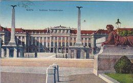 AK Wien - Schloss Schönbrunn - 1918  (50989) - Château De Schönbrunn