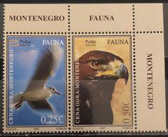 Montenegro, 2007, Mi: 141/42 (MNH) - Montenegro