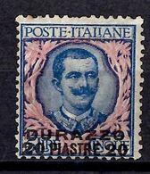 Levant Italien/Durazzo YT N° 65 Neuf *. B/TB. A Saisir! - 11. Foreign Offices