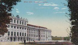 AK Wien - Schönbrunn Schloss - 1912 (50993) - Château De Schönbrunn