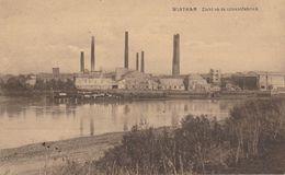 Wintham , Wintam  ,  Zicht Op De Cementfabriek. - Bornem