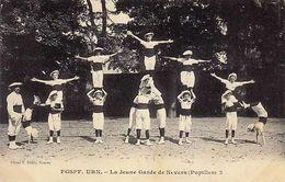 58 - FGSPF . URN - La Jeune Garde De Nevers - ( Pupilles ) - Nevers