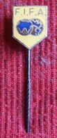 Socer / Football  - FIFA  - Enamel Badge / Pin # 3 - Bekleidung, Souvenirs Und Sonstige