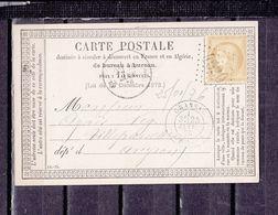 55 OBL GC 4520 CRANSAC AVEYRON - Marcophilie (Lettres)