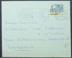 Portugal - Cover 1973 Nurse Congress - 1910-... République