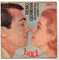 """Remo Germani (1962)  """"Baci  Nossignora"""" - Vinyl Records"""