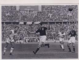 Germany 1936 Card: Handball - Olympic Games Berlin; Austria - Hungary; Zwischenrunde - Summer 1936: Berlin