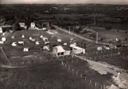CPSM - St JEAN De LA RIVIERE - Le CAMPING Du PRE-NORMAND - En Avion Au Dessus De .... - Edition Lapie (trace Pli) - Autres Communes