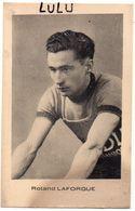 SPORTS 34 :équipe Tendil Roland Laforgue  ( Tour De France Courrai Sur Vélo De La Marque Tendil ) édit. Sereni Bordeaux - Cycling