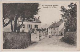 LOCQUIREC, Route De Pors-ar-Viliec - 10N.L. Morlaix - Locquirec
