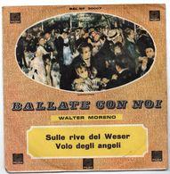 """Walter Moreno(1965)  """"Volo Degli Angeli  -  Sulle Rive Del Weser"""" - Vinyl Records"""