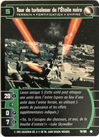 78-105 Tour De Turbolaser De L'Etoile Noire - Star Wars La Bataille De Yavin - TCG Trading Card Game - 2003 Wizards Of T - Star Wars