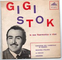 "Gigi Stok(1959)  ""Mazurka Italiana  -  La Doccia  -  Cesarina"" - Instrumental"