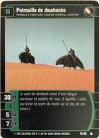 79-105 Patrouille De Dewbacks - Star Wars La Bataille De Yavin - TCG Trading Card Game - 2003 Wizards Of The Coast - Star Wars