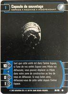 80-105 Capsule De Sauvetage - Star Wars La Bataille De Yavin - TCG Trading Card Game - 2003 Wizards Of The Coast - Star Wars