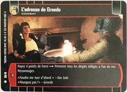 81-105 L'adresse De Greedo - Star Wars La Bataille De Yavin - TCG Trading Card Game - 2003 Wizards Of The Coast - Star Wars