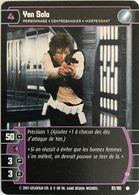 82-105 Yan Solo - Star Wars La Bataille De Yavin - TCG Trading Card Game - 2003 Wizards Of The Coast - Star Wars