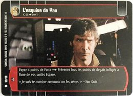 83-105 L'esquive De Yan - Star Wars La Bataille De Yavin - TCG Trading Card Game - 2003 Wizards Of The Coast - Star Wars