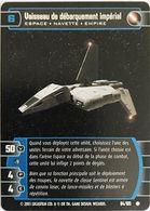 84-105 Vaisseau De Débarquement Imperial - Star Wars La Bataille De Yavin - TCG Trading Card Game - 2003 Wizards Of The - Star Wars