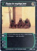 85-105 Equipe De Recyclage Jawa - Star Wars La Bataille De Yavin - TCG Trading Card Game - 2003 Wizards Of The Coast - Star Wars