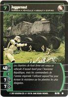 86-105 Juggernaut - Star Wars La Bataille De Yavin - TCG Trading Card Game - 2003 Wizards Of The Coast - Star Wars