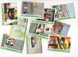 Ayrton Senna 11 Cartes MPC    Excellent état - Automobilismo - F1