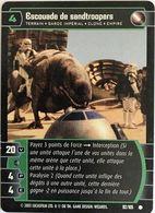 92-105 Escouade De Sandtroopers - Star Wars La Bataille De Yavin - TCG Trading Card Game - 2003 Wizards Of The Coast - Star Wars