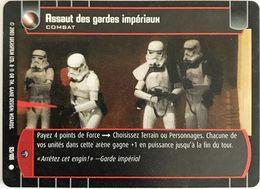 93-105 Assaut Des Gardes Impériaux - Star Wars La Bataille De Yavin - TCG Trading Card Game - 2003 Wizards Of The Coast - Star Wars