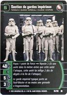 95-105 Section De Gardes Impériaux - Star Wars La Bataille De Yavin - TCG Trading Card Game - 2003 Wizards Of The Coast - Star Wars